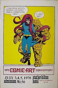 1970ComicArtConventionPoster