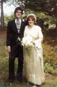 ScottandIreneWedding1976