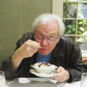 Chow down on chowder with the award-winning Jack Dann in